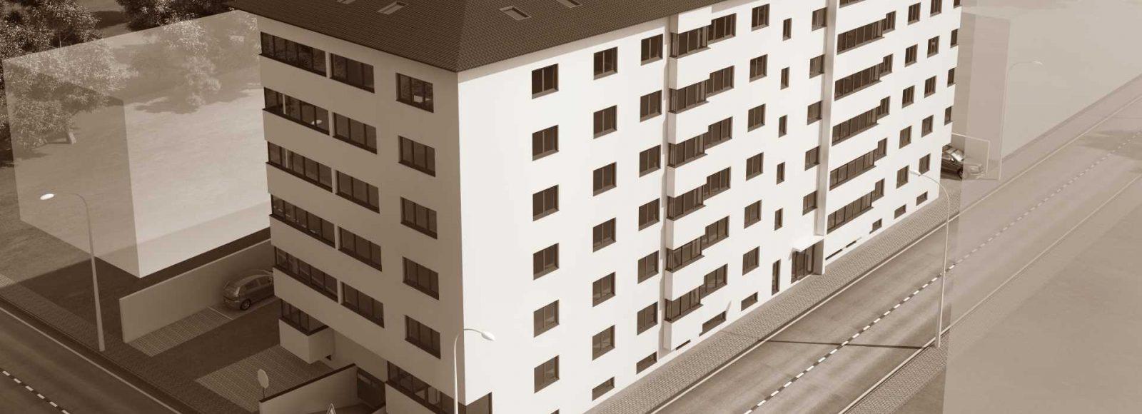Ansamblu Dristor Residential 3