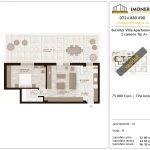 Apartamente de vanzare Titan Burnitei Villa Apartments -2 camere tip A +
