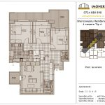 Apartamente de vanzare Brancoveanu Residence 8 -4 camere tip A