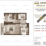 Apartamente de vanzare Dristor Residential 2 -2 camere tip I'