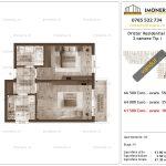 Apartamente de vanzare Dristor Residential 2 -2 camere tip I