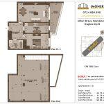 Apartamente de vanzare Mihai Bravu Residence 8 -Duplex tip B