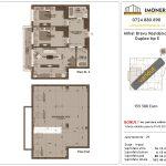 Apartamente de vanzare Mihai Bravu Residence 8 -Duplex tip E