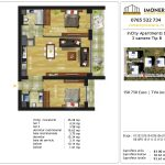 Apartamente de vanzare Dristor -Incity apartments D -3 camere tip B