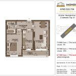 Apartamente de vanzare Dristor Residential 1 -2 camere tip A1