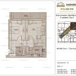 Apartamente de vanzare Brancoveanu Residence 8 -2 camere tip A'