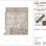 Apartamente de vanzare Brancoveanu Residence 8 -2 camere tip A