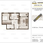 Apartamente de vanzare Burnitei Residential 1-2 camere tip F