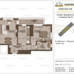 Apartamente de vanzare Dristor Residential 1 -2 camere tip G1