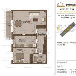 Apartamente de vanzare Dristor Residential 1 -2 camere tip I 2