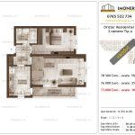 Apartamente de vanzare Dristor Residential 2 -2 camere tip A