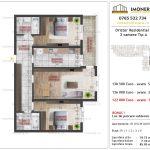 Apartamente de vanzare Dristor Residential 2 -3 camere tip A