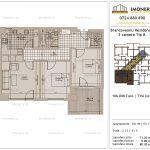 Apartamente de vanzare Brancoveanu Residence 8 -3 camere tip B