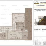 Apartamente de vanzare Brancoveanu Residence 9 -2 camere tip A'+