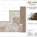 Apartamente de vanzare Brancoveanu Residence 9 -2 camere tip B'+