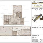 Apartamente de vanzare Brancoveanu Residence 9 -duplex tip B