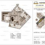Apartamente de vanzare Piata Sudului - Sun Plaza Il Patio Apartments 1 -2 camere Tip A