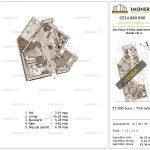 Apartamente de vanzare Piata Sudului - Sun Plaza Il Patio Apartments 2 -Studio tip A