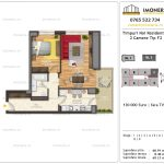 Apartamente de vanzare Timpuri Noi Residential -2 Camere tip F2