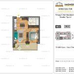 Apartamente de vanzare Timpuri Noi Residential -Studio tip A1