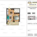 Apartamente de vanzare Timpuri Noi Residential -Studio tip A1.1