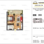 Apartamente de vanzare Timpuri Noi Residential -Studio tip D1