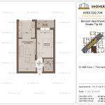 Apartamente de vanzare Berceni Apartments -Studio tip B2