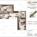 Apartamente de vanzare Mihai Bravu Residence 10 -2 camere tip A