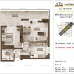 Apartamente de vanzare Mihai Bravu Residence 10 -2 camere tip B+