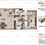 Apartamente de vanzare Mihai Bravu Residence 9 -2 camere tip E'