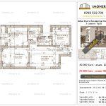 Apartamente de vanzare Mihai Bravu Residential Homes - 3 camere tip B