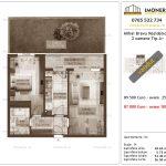 Apartamente de vanzare Mihai Bravu Residence 9 -2 camere tip A +