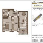 Apartamente de vanzare Dristor Residential 1 -2 camere tip C1
