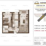 Apartamente de vanzare Dristor Residential 2 -2 camere tip F