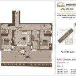 Apartamente de vanzare Mihai Bravu Residence 8 -3 camere tip B+