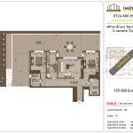 Apartamente de vanzare Mihai Bravu Residence 8 -3 camere tip D+