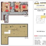 Apartamente de vanzare Mihai Bravu Residence 8 -Duplex tip A