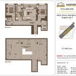 Apartamente de vanzare Mihai Bravu Residence 8 -Duplex tip F