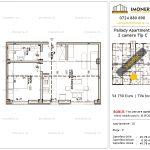 Apartamente de vanzare Titan - Pallady Apartments -2 camere tip C'