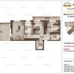 Apartamente de vanzare Mihai Bravu Residence 10 -3 camere tip B