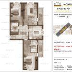 Apartamente de vanzare Mihai Bravu Residence 9 -3 camere tip C