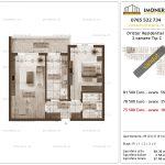 Apartamente de vanzare Dristor Residential 2 -2 camere tip C