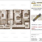 Apartamente de vanzare Mihai Bravu Residence 9 -3 camere tip D