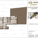 Apartamente de vanzare Brancoveanu Residence 11 -3 camere tip E