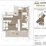 Apartamente de vanzare Mihai Bravu Residential Homes - 2 camere tip A