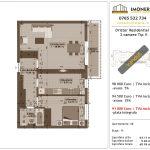 Apartamente de vanzare Dristor Residential 1 -2 camere tip I 1