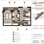 Apartamente de vanzare Aparatorii Patriei Apartments-2 camere tip C