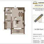 Apartamente de vanzare Mihai Bravu Residence 11 -Garsoniera tip A