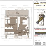 Apartamente de vanzare Mihai Bravu Residential Homes - 2 camere tip B