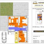 Apartamente de vanzare Mihai Bravu Residential Homes - 3 camere tip A